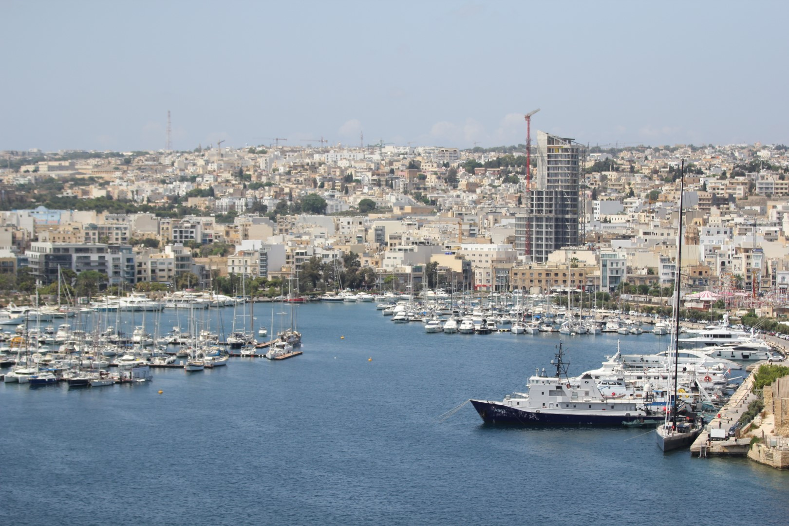 Assessment of the sectoral water demand in Malta and Gozo