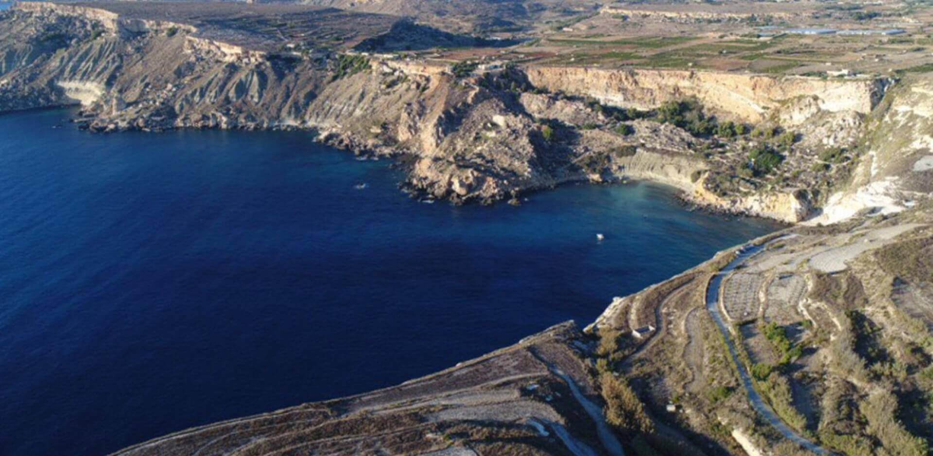 Hydrographic model simulations for Malta's marine waters to quantify and investigate pressures in the marine environment