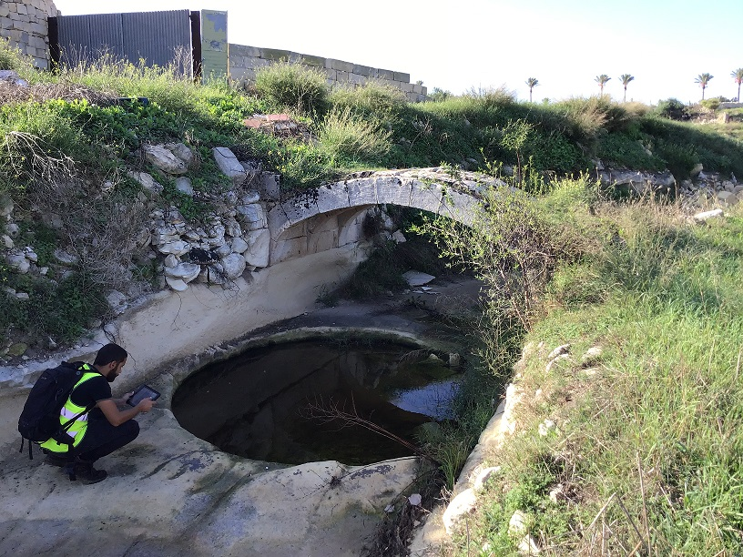 SURVEYING OF VALLEYS AND FRESHWATER SYSTEMS IN MALTA AND GOZO
