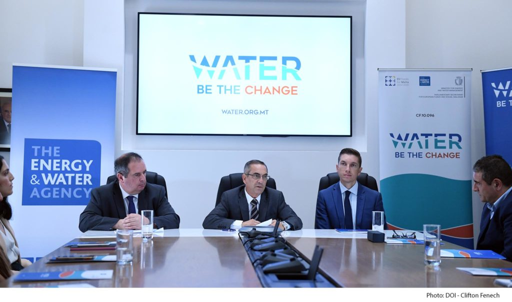 Nationwide water conservation campaign launched
