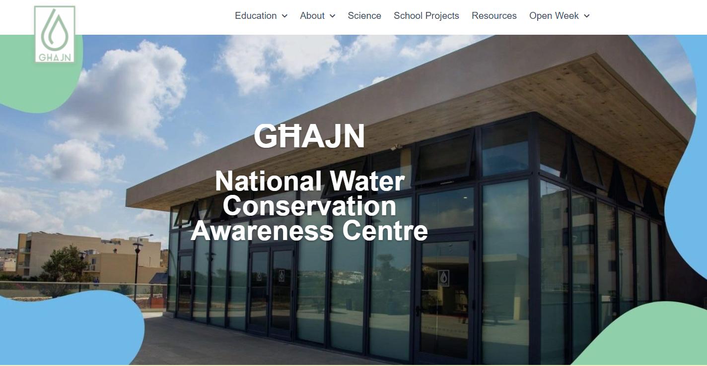 NEW WEBSITE FOR GĦAJN CENTRE